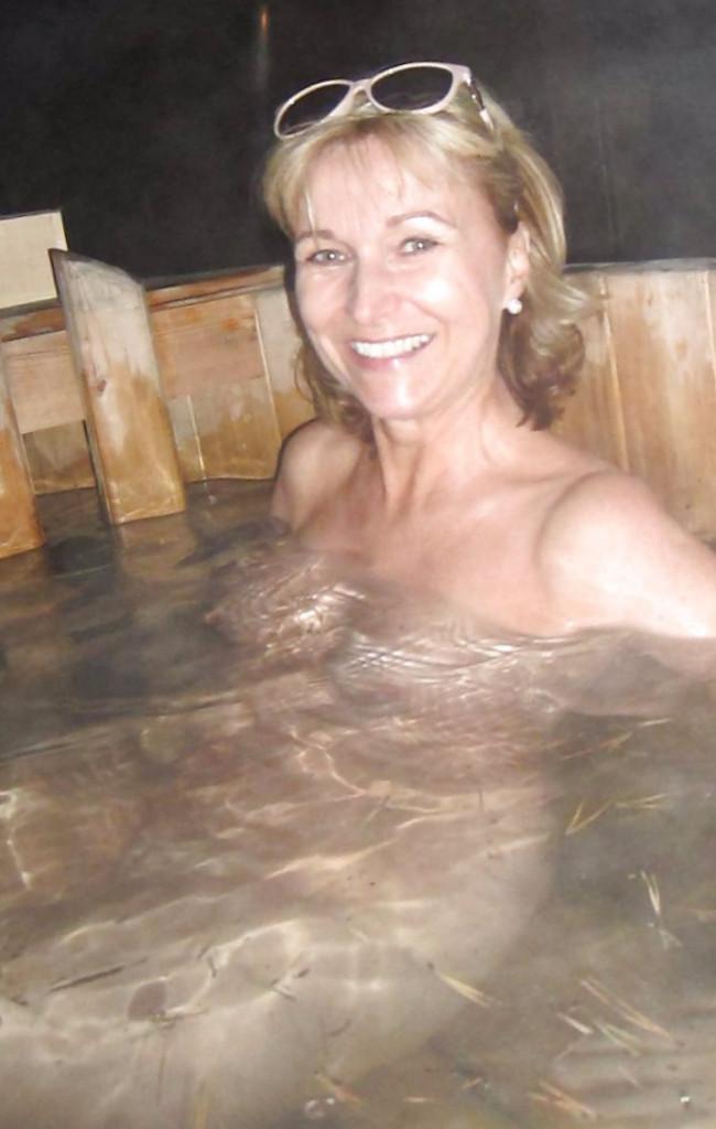 Samen neuken in de hot tub
