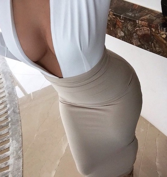 Wat vind je van mijn lichaam? Toch liever naakt?