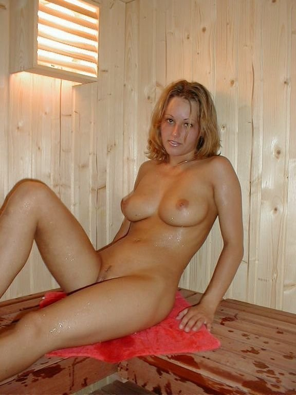 Sex in de sauna